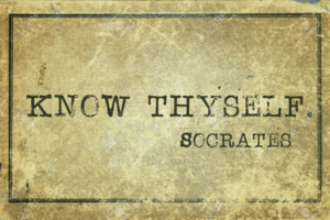 know thyself
