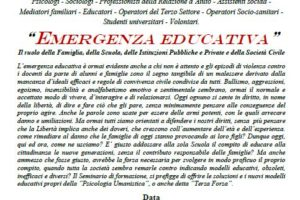 Seminario Emergenza Educativa